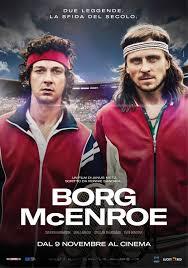 Borg McEnroe - Film (2017)