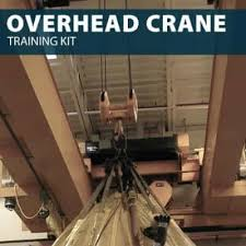 overhead crane training in spanish