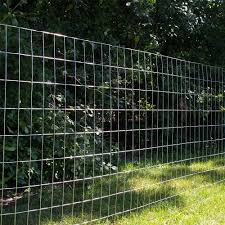 Yardgard 4 By 2 Inch Mesh 14 Gauge Welded Mesh Fence Walmart Com In 2020 Welded Wire Fence Wire Mesh Fence Dog Fence