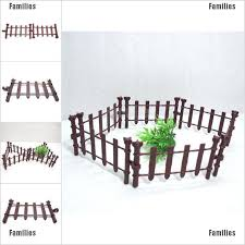 Families 10pcs Farm Animals Fence Toys Fence Simulation Model Toy For Children Shopee Philippines