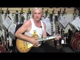 1960 Gibson Les Paul Burst Howard Leese 01013 - YouTube