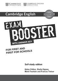 cambridge english exam booster for b2