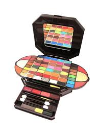 max touch makeup kit multicolour with