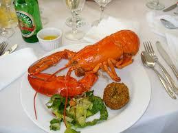 Lobster dinner, PEI