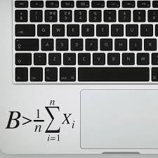 Bumper Stickers For Decal Sticker For Laptops Math Cover Decorative Car Sticker Simage Be Greater Than The Average Kidst181027 Wall Stickers Aliexpress