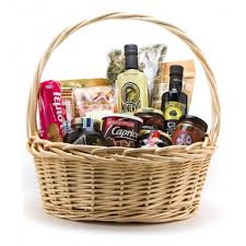 custom gift baskets greek