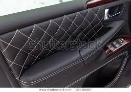 interior luxury car leather interior
