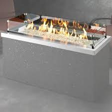 glass guard 42 linear burner
