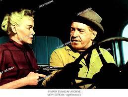 Naura Hayden & Leslie Bradley Characters: Tina Boyd (as Nora Hayden) &  Gerard Mason Film: Alaska..., Stock Photo, Picture And Rights Managed  Image. Pic. MEV-12078344   agefotostock