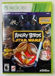 Angry Birds Star Wars (Microsoft Xbox 360, 2013) for sale online ...