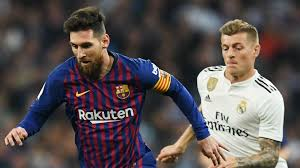 La Liga fixtures 2019-20: Barcelona & Real Madrid discover Clasico dates as  schedule is revealed