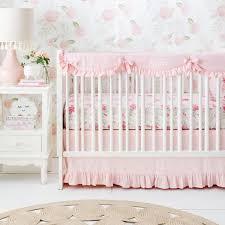 blush pink crib bedding set pink crib