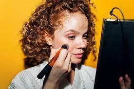 lighting for makeup application