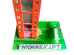 hydraulic lift model at rs 600 piece