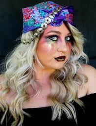 halloween makeup inspiration a magazine