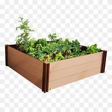 Raised Bed Gardening Flower Garden Flowerpot Garden Fence Garden Home Depot Png Pngwing