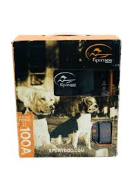 Hunting Sportdog Brand Sdf 100a In Ground Fence For Sale Online Ebay