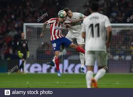 Madrid, Spain. 08th Feb, 2020. ANGEL CORREA DURING MATCH ATLETICO DE MADRID  VERSUS GRANADA AT WANDA METROPOLITANO STADIUM. SATURDAY, 26 FEBRUARY 2020  Credit: CORDON PRESS/Alamy Live News Stock Photo - Alamy