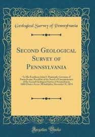geological survey of pennsylvania books