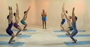 ashtanga yoga with sri k pattabhi jois dvd