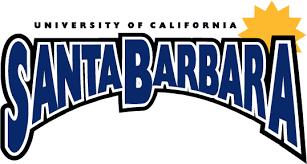 UCSB Gauchos Wordmark Logo - NCAA Division I (u-z) (NCAA u-z ...