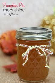 pumpkin pie moonshine it is a keeper