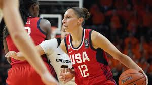 Homecoming for Diana Taurasi in Argentina