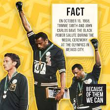 7 Facts About Tommie Smith And John Carlos On The Anniversary Of ...