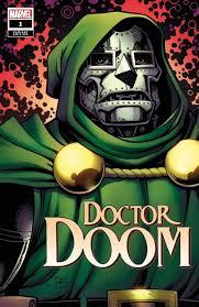 Pin By Paulie Walnuts Info On Marvel Doctor Doom Art Doom Comic Book Covers