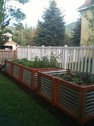 these raised garden beds with