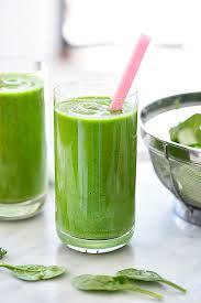 immune boosting healthy green smoothie
