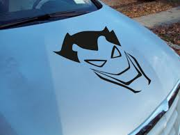 Buy Hahaha Why So Serious Smile Bruce Wayne Gotham Superhero Decal Hood Vinyl Sticker