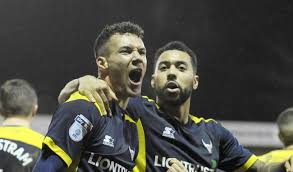 Magic Marvin Johnson is the hero as Oxford United reach Wembley ...