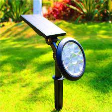 solar lights outdoor waterproof 9 leds