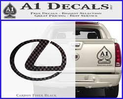Lexus Decal Sticker Logo A1 Decals