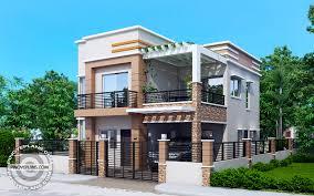 2 floor small house design cosmun