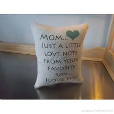 son mom birthday gift cotton