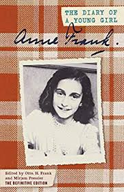 The Diary of a Young Girl: Definitive Edition: Amazon.co.uk: Frank ...