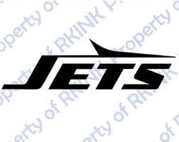 Ny Jets Decal Etsy