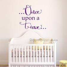 Tapeten Heimwerker Once Upon A Time Princess Aria Wall Sticker Decal Bed Room Art Girl Baby