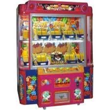 trade fair kids toys vending machine
