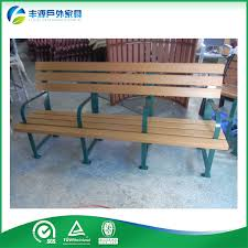 china antique wooden garden bench with