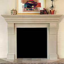 whitmoore cast stone fireplace mantels