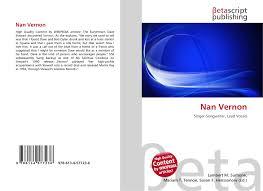 Nan Vernon, 978-613-4-57723-6, 6134577235 ,9786134577236
