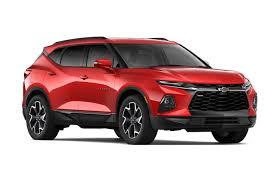 car lease for 2020 chevrolet blazer