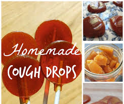 homemade cough drops for kids fun