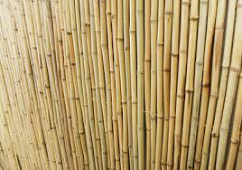 Bamboo Cane Framed Fence Panel 6ft X 6ft Garden Screening Fencing Wooden Wood 59 99 Picclick Uk