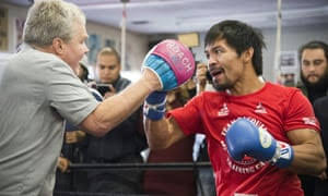 """Image result for Freddie Roach Says That Floyd Mayweather Is The Only Challenge For Manny Pacquiao"""""""