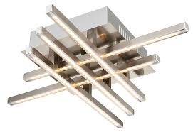 ceiling lamp with led light source and