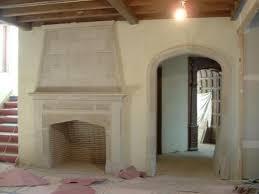 fireplace from tudor artisans design